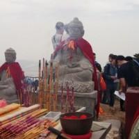 Week-end à Dalian