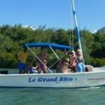 Excursion sur Ile d'Ambre et Ilot Bernache