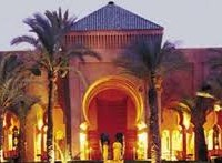 La ville touristique de Marrakech