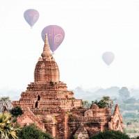 Voyager à travers les plus beaux paysages du Myanmar