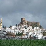 Sur la route des Villages Blancs d´Andalousie…