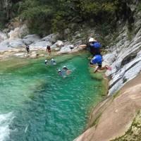 Le canyoning au Mexique, un sport extrême en croissance