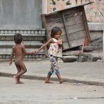 Visiter une école au Cambodge