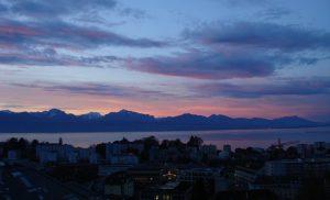 Loger chez l'habitant à Lausanne 1