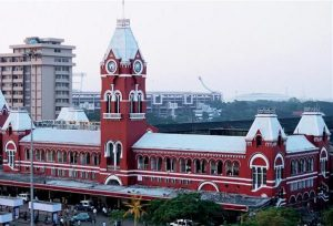 Chennai gare central