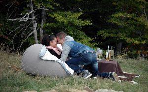 Demande Mariage romantique