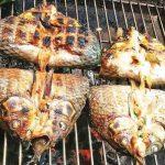 Les spécialités au marché de Mu Cang Chai