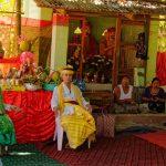 Le culte des génies en Birmanie ou Nat Pwe.
