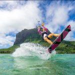 L'île Maurice : superbe destination pour des vacances de kitesurf