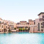 Les hôtels en bord de plage à Dubaï