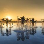 Séjour balnéaire à la plage de Thuan An