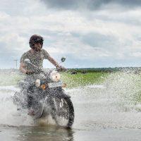 Parcourir l'Asie à moto !