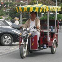Focus sur les moyens de transport en Chine