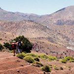 Quelle programme de randonnée pour initier les enfants à la marche dans le désert Marocain?