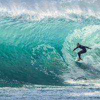 La Pointe de la Torche pour s'appliquer au surf