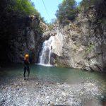 Découvrir le canyoning en Corse