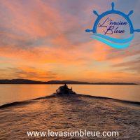L'évasion Bleue Hyères : Promenade en mer, Visite guidée à bord
